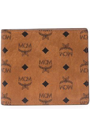 MCM Portefeuille en cuir artificiel