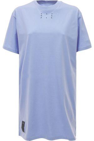 "McQ Femme Robes business - Robe T-shirt En Jersey De Coton ""collection 0"""