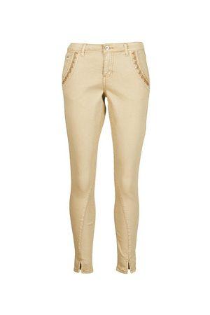 Cream Femme Pantalons - Pantalon HOLLY TWILL PANT
