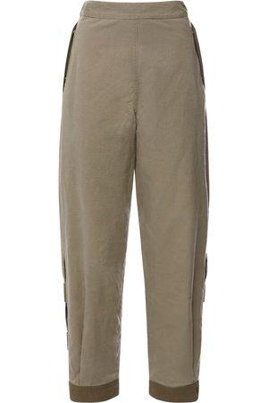 """McQ Femme Pantalons - Pantalon Utilitaire En Sergé De Coton """"albion"""""""