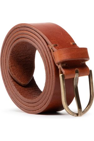 Lee Ceinture homme - Core Belt LG245080 Dark Cognac