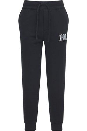"Polo Ralph Lauren Pantalon De Sport En Coton Mélangé ""polo Club"""