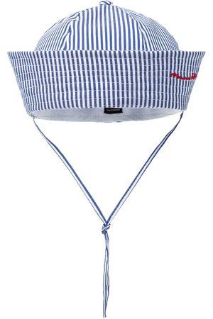 MONNALISA Chapeaux - Bébé – Chapeau rayé en coton mélangé