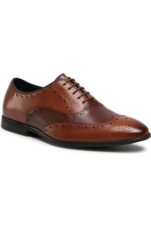 Clarks Homme Chaussures basses - Chaussures basses - Bampton Rhodes 261547877 Tan Combi