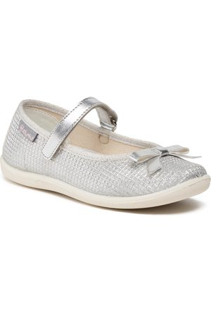 Naturino Fille Chaussures basses - Chaussures basses - Claries 0014000688.03.0Q04 M Silver