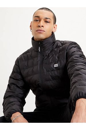 Levi's Presidio Packable Jacket / Mineral Black