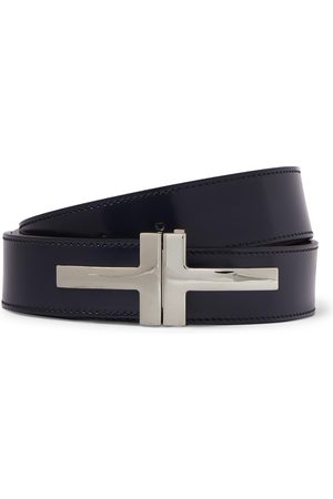 Tom Ford Homme Ceintures - 3cm Polished-Leather Belt