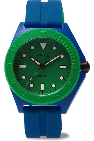 BAMFORD LONDON Homme Montres - Mayfair Sport Limited Edition Polymer and Rubber Watch