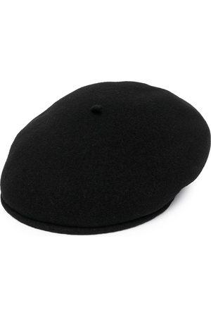 Marine Serre Femme Bonnets - Bonnet à logo brodé