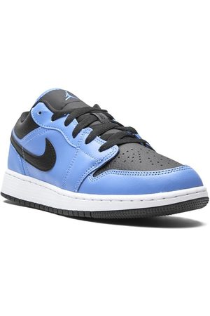 "Jordan Kids Garçon Baskets - ""baskets Air Jordan 1 """"University Blue / Black"""""""