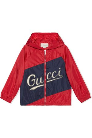 Gucci Veste à patch logo