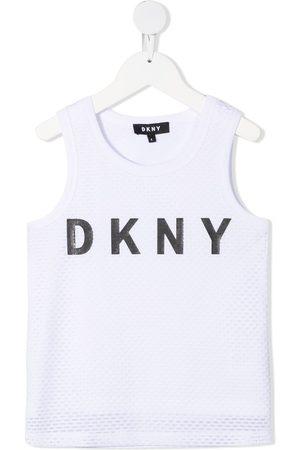 DKNY Débardeur à logo imprimé