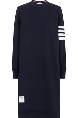 Thom Browne Robe sweat-shirt en coton