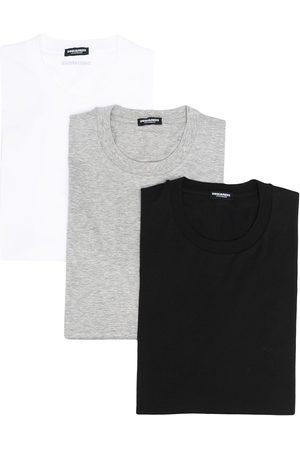 Dsquared2 Homme Débardeurs - T-shirt à encolure ronde