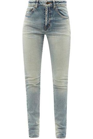 Saint Laurent Femme Taille haute - Jean skinny taille haute