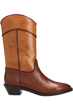 See by Chloé Femme Cowboy & Bikerboots - Bottes santiags Dany