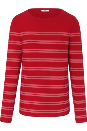 Peter Hahn Le pull 100% coton manches longues