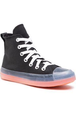 Converse Baskets - Baskets - Ctas Cx Hi 167809C Black/Clear/Wild Mango