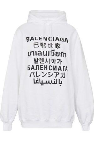 Balenciaga Femme Sweatshirts - Sweat à capuche Bomber