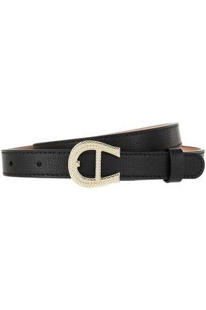 Aigner Belt en black - pour dames