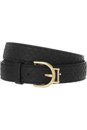 Coccinelle Arlettis Buckle Python Lulula Belt en black - pour dames