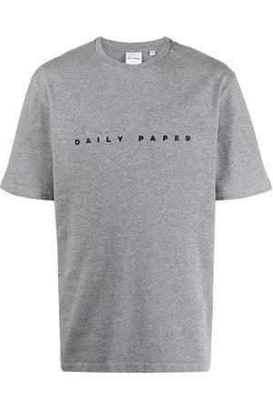 Daily Paper T-shirt à logo brodé