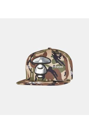 AAPE BY A BATHING APE Casquette siglée logo camouflage