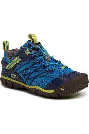 Keen Chaussures de trekking - Chandler Cnx 1022949 Brilliant Blue/Blue Depths