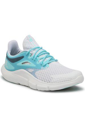 Salomon Chaussures - Predict Mod W 413077 20 V0 White/White/Tanager Turquoise