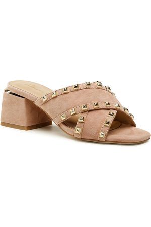 Alma en Pena Mules / sandales de bain - V21284 Old Pink