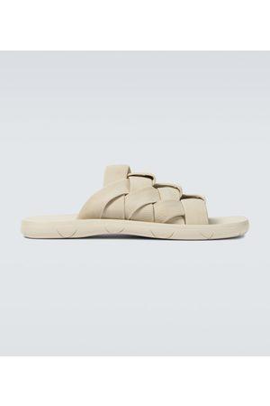 Lijeer Homme Sandales /Ét/é Cuir Randonn/ée Chaussures Ferm/é-Toe R/églable Caoutchouc Semelle Antid/érapant R/ésistant /à Lusure Plage Chaussure