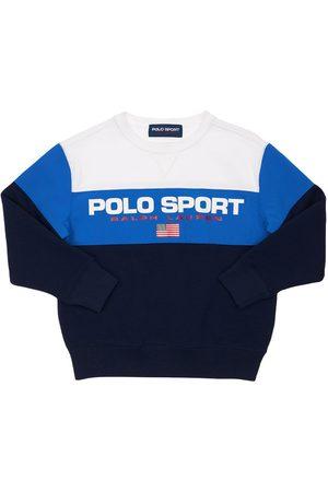 "Ralph Lauren Sweat-shirt En Coton ""polo Sport"""