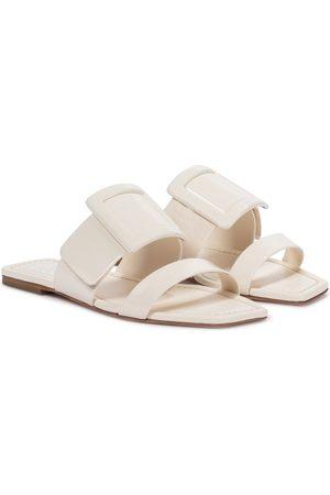cleostyle Femmes Tongs Sandales Chaussures de Bain Mocassins Chaussures D/Ét/é 342