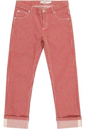 BONPOINT Pantalon Dewey en velours côtelé de coton