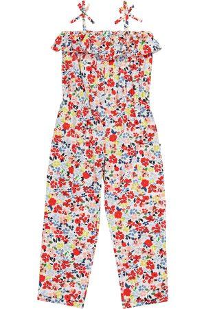 BONPOINT Combi-pantalon Shannon à fleurs en coton