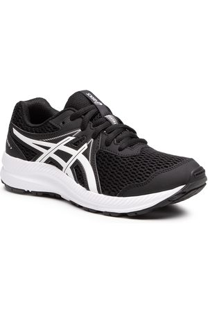 Asics Chaussures - Contend 7 Gs 1014A192 Black/White