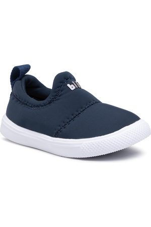 BIBI Garçon Chaussures basses - Chaussures basses - Agility Mini 1046267 Naval