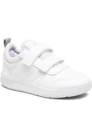 adidas Fille Chaussures basses - Chaussures - Tensaur C S24047 Ftwwht/Ftwwht/Gretwo