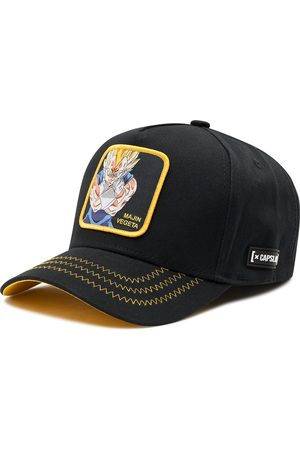 Capslab Casquette - Dragon Ball Z Majin Vegeta CL/DBZ2/1/MV3 Black