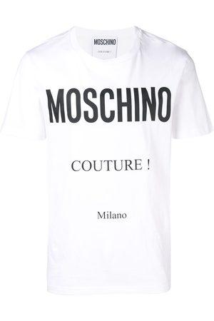 Moschino T-shirt Couture! à logo