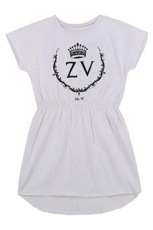 Zadig&Voltaire Kids Fille Robes de plage - Robe de plage en coton