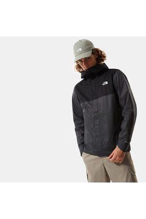 The North Face Veste Zippée Quest Pour Homme Asphalt Grey/tnf Black Taille L
