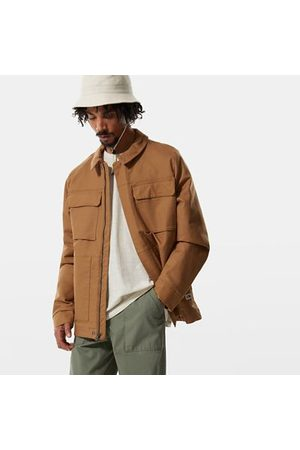 The North Face Veste Rostoker Pour Homme Utility Brown Taille L