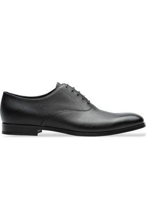 Prada Chaussures oxford Saffiano