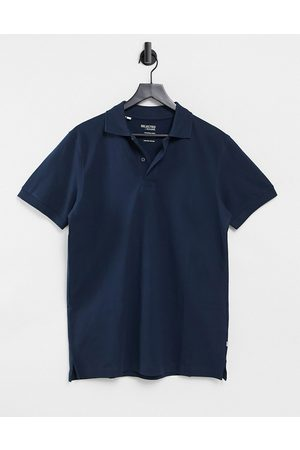 Selected Homme Polo - marine