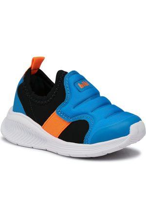 BIBI Sneakers - Fly Baby 1136055 Aqua/Black/Lisbela