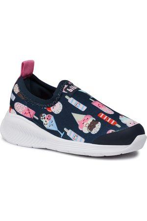 BIBI Sneakers - Fly Baby 1136052 Print/Naval/Rose