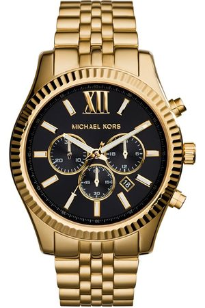 Michael Kors Homme Montres - Montre - Lexington MK8286 Gold/Gold