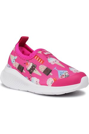 BIBI Sneakers - Fly Baby 1136049 Print/Pink New
