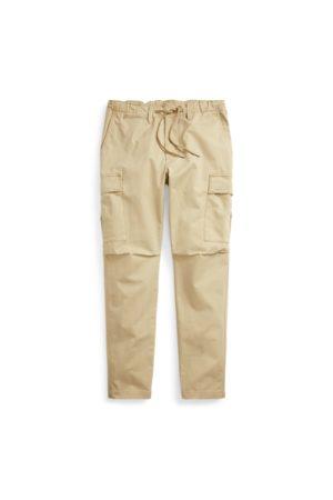 Polo Ralph Lauren Pantalon cargo en sergé slim stretch